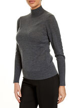 Bella Turtle Neck Knit