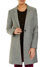 Dana Textured Coat