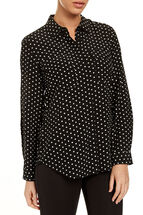 Erin Dot Blouse