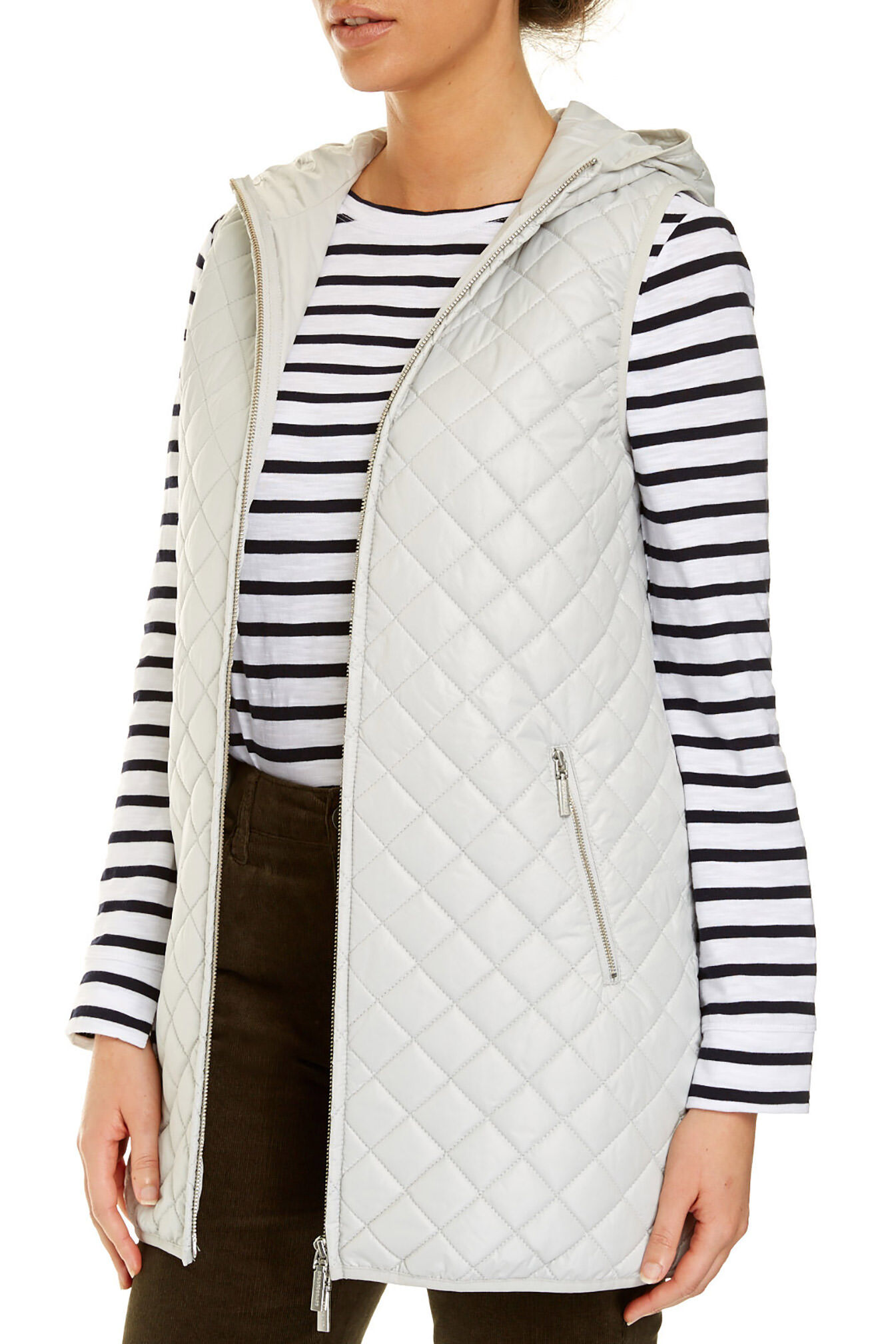 NEW-Sportscraft-WOMENS-Clementine-Quilted-Vest-Coats-Jackets