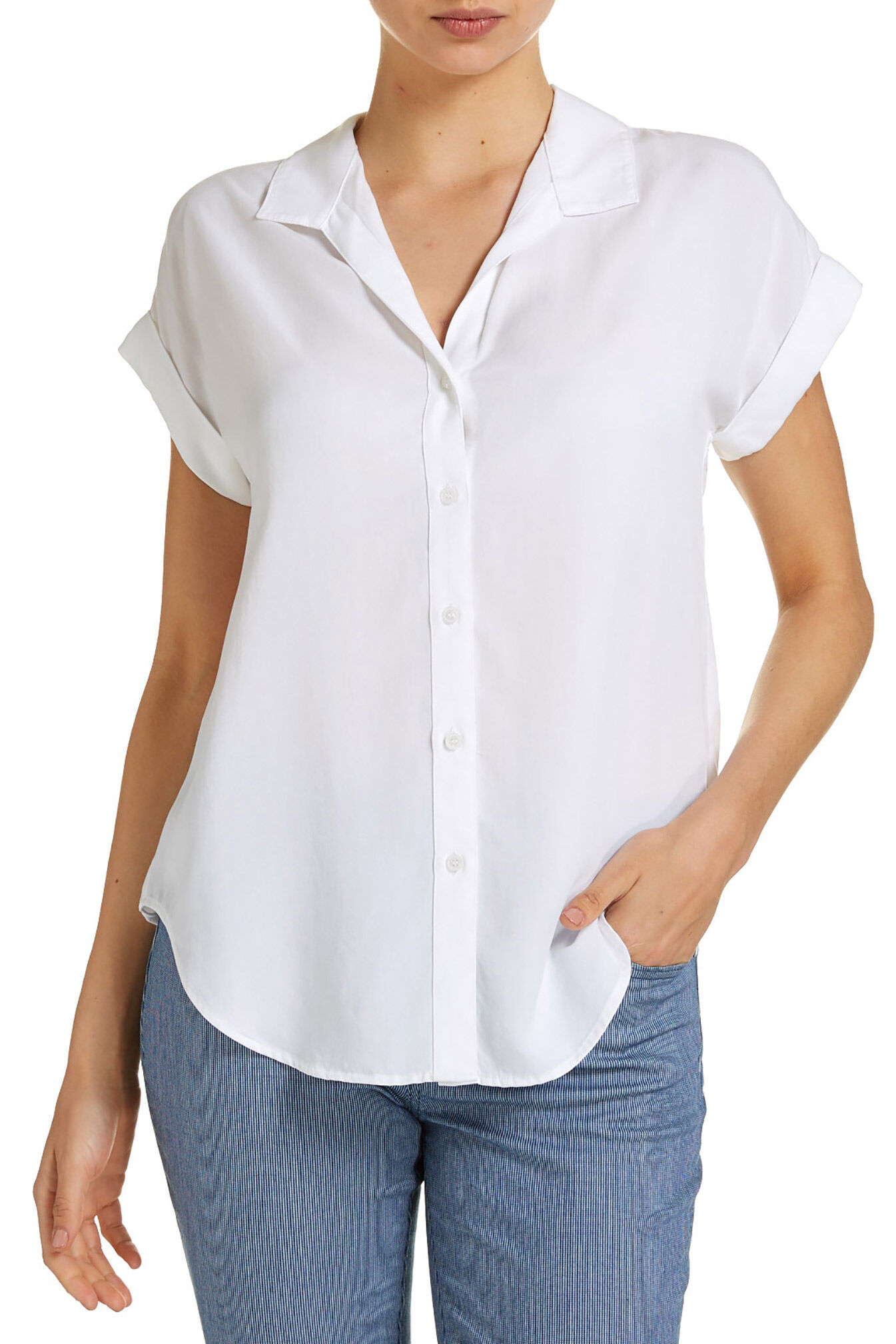 new sportscraft womens tilly tencel shirt tops blouses
