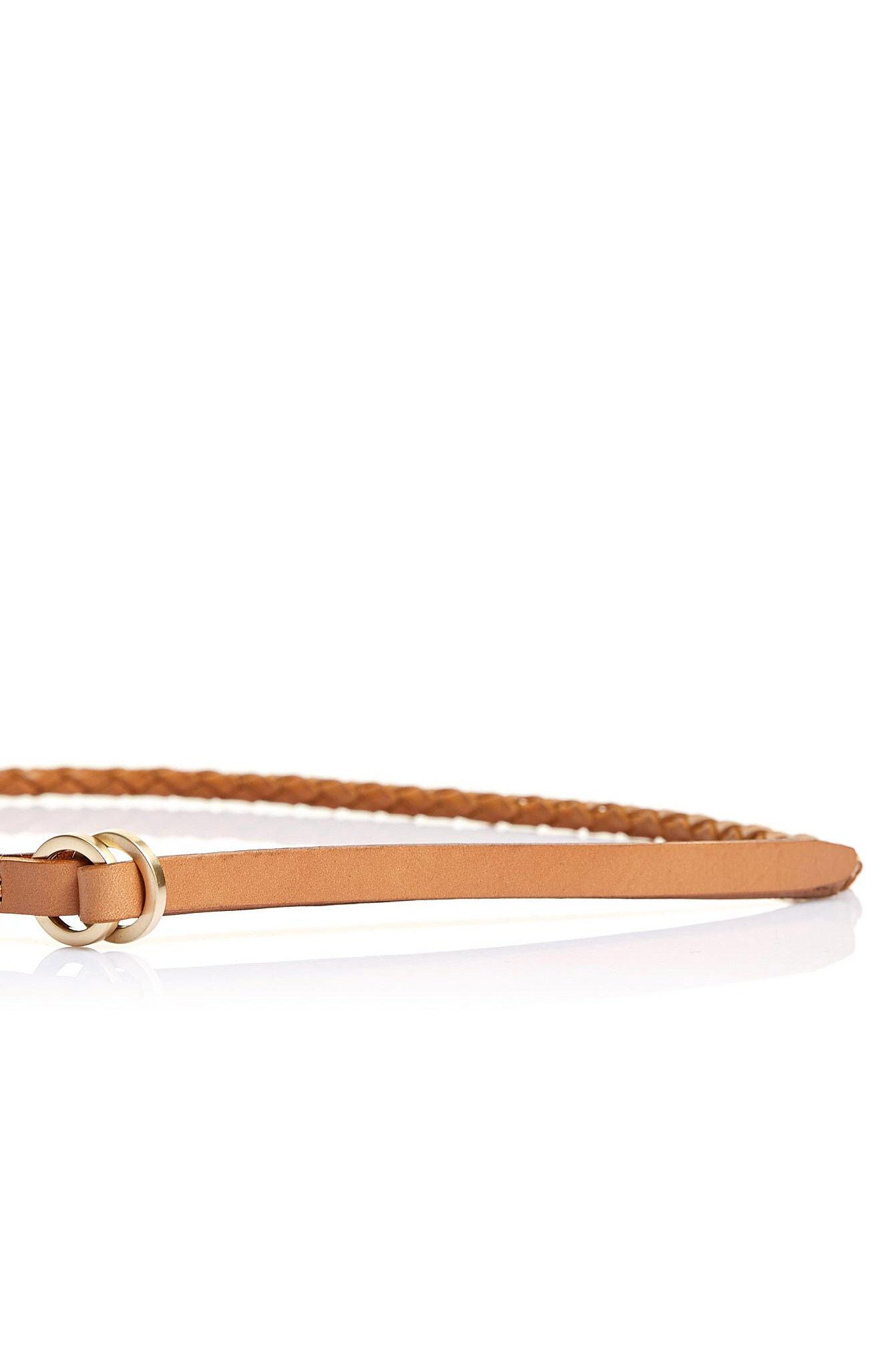 NEW-Sportscraft-WOMENS-Heidi-Leather-Belt-Belts
