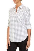 Sue Stretch Oxford Shirt