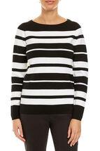 Torri Stripe Knit