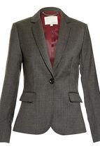 Signature Flannel Blazer