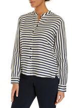 Bailey Stripe Linen Shirt