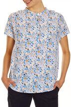 Angelica Silk Shirt