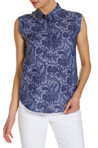 Violet Liberty Shirt