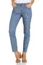 Cleo Ticking Stripe Jean