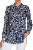 Billie Paisley Overshirt