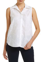 Camilla Linear Embroidered Shirt