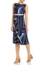 Cara Cut About Stripe Dress