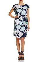 Leah Tie Front Dress