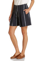 Jade Pleat Short