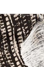 Bamboo Print Scarf