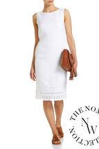 Nomad Embroided Hem Dress