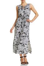 Cassie Print Dress