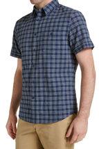 Short Sleeve Tapered Phillip Shirt