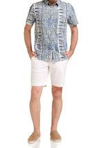 Short Sleeve Tapered Kennedy Shirt
