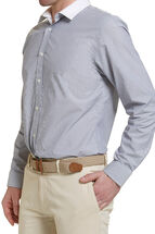 Long Sleeve Tapered Lowe Shirt