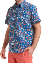 Short Sleeve Regular Nelson Shirt