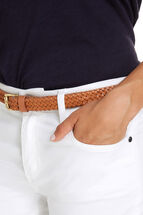 Braxton Plaited Belt