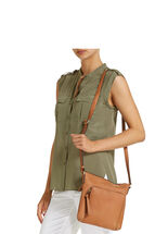 Nikki North South Cross Body Bag