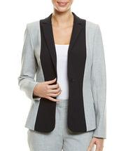 Signature Contour Suit Jacket