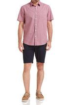 Short Sleeve Regular Matt Shirt