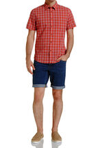 Short Sleeve Tapered Thomas Shirt