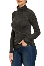 Signature Turtle Neck Top