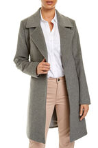 Amber Wrap Coat