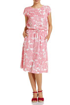 Victoria Tencel Skirt