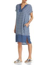 Blair Printed Tunic Dress