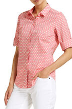 Lily Voile Spot Shirt