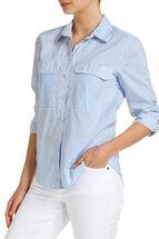 Zoe Stripe Shirt