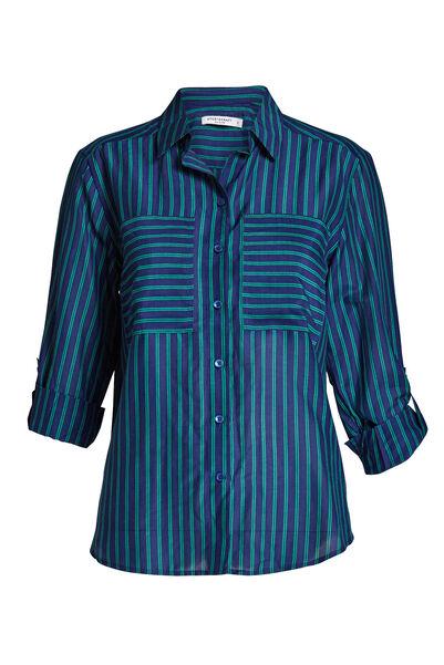 Selena Cotton Silk Shirt