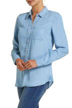 Brenna Chambray Shirt