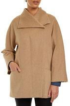 Sylvia Zip Coat
