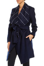 Signature Melton Coat