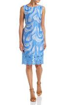 Signature Lace Hem Dress