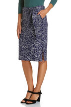 Saffron Pencil Skirt