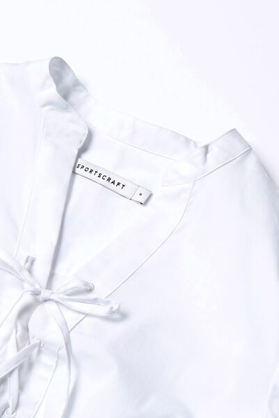 Jamie Lace Up Shirt
