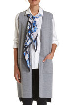 Katie Longline Knit Vest