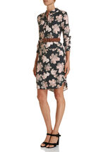 Daphne Speckled Lily Dress