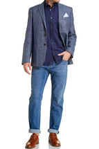 Southbank Two Button Item Jacket