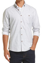 Long Sleeve Tapered Cook Shirt