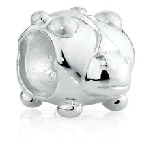 Sterling Silver Lady Beetle Charm