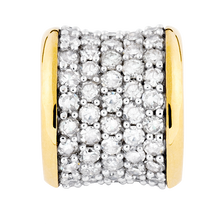 1 Carat TW Diamond Charm