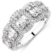 Diamond Rings   Buy Diamond Ring Online   MichaelHill.com